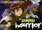 Play Ben 10 Samurai Warrior game.