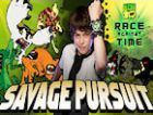 Ben 10 Savage Pursuit game image