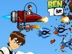 Play Ben 10 Space Battles game.