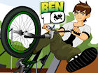 Ben 10 Super Bicycle game image