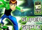 Play Ben 10 Super Skate game.