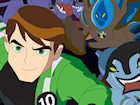 Play Ben 10 Swing And Set game.