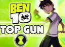 Play Ben 10 Top Gun game.