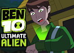 Play Ben 10 Ultimate Alien game.