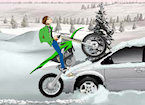 Play Ben 10 Ultimate Motor 2 game.