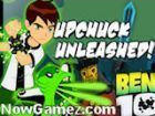 Ben 10 Upchuck Unleashed game image