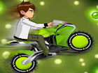 Play Ben 10 Xtreme Bike game.