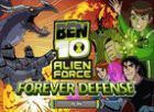 Play Ben10 Forever Defense game.