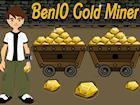 Play Ben10 Gold Miner game game.