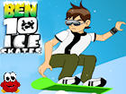 Play Ben10 Ice Skates game.