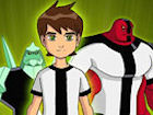 Play Ben10 Ultimate Alien Puzzle game.