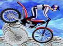 Play Bike Mania on Ice game.