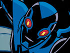 Play Batman Blue Beetle Blast Attack game.