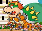 Play Bowser World Destroyer game.