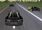 3D Bugatti Car Racing