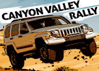 Play Canyon Valley Rally game.