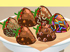 Play Chocolate Covered Strawberries game.