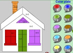 Coloring House Addition