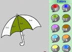 Coloring Umbrella Addition