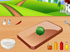 Play Cooking Healthy Salad game.
