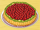 Play Delicious Cherry Cake game.