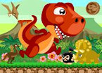Play Dino Super Jump game.