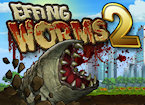 Play Effing Worms 2 game.