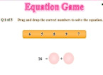 Equation Game