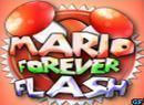 Play Mario Forever Flash game.