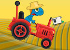 Gizmo Rush Tractor Race game image