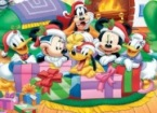 Hidden Alphabets Mickey Mouse