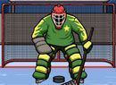 Hockey Suburban Goalie game image
