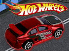 Hot Wheels Racer game image