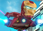 Iron Man 3 Lego Adventures game image