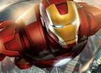 Play Iron Man Upgraded game.