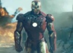 Iron Man Mark 3 Suit Test