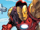Iron Man Pic Tart Game