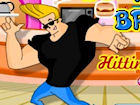 Johnny Bravo Hitting Game