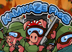 Play Kamikaze Pigs game.