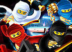 Lego Ninjago Spinjitsu Smash DX