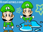 Luigi Day game image