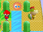 Play Mario Bomber 4 game.