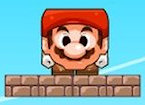 Play Mario Box Jump game.