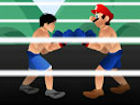 Play Mario Boxing game.