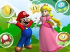 Play Mario Fruit Bubbles 2 game.