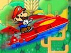 Play Mario Jungle Jet game.