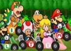 Play Mario Kart Race game.