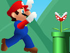 Play Mario run game game.