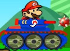 Play Mario Tank Adventure game.