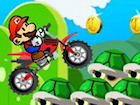 Mario Xtreme Bike game image